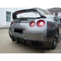  Nissan Gtr R35  Exotic Carbon Fiber Bse Rear Lip*